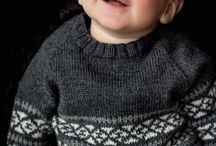 Strik børn sweaters