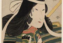 1 Ukiyo-e: Samurais, Warriors