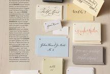 calligraphy / by bonbeaujoli