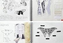 textile design process inspo