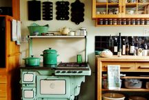 Kitchen / by Polly Brooks