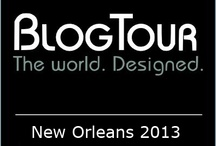 #BlogTourNOLA / New Orleans. Architecture, Design , Music , Food and Culture.