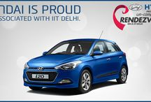 Hyundai Un-compromised Rendezvous / by HyundaiIndia