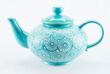 Turkis - turquoise - green - glass & things
