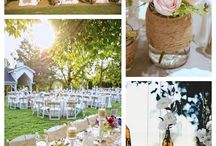 Hayley's wedding ideas
