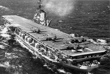 Air Craft Carrier USS Midway