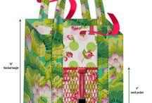 sewing-picnic bag