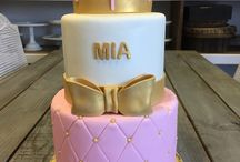 princess theme cakes / princess themed cakes for little girls birthday parties