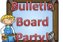 bulletin board ideas / by Skyler Bradley