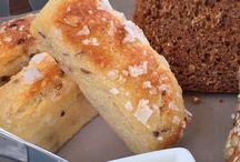 Foccasia brød