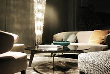 Caifa square 400 / An extraordinary #chandelier -  4 meters high for the showroom Moie Indonesia