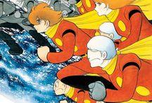 石ノ森章太郎漫画のヒーロー達(Heroes in the comics by Shotaro Ishinomori)