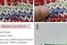 tricot croset