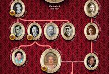 The Royals / by Jacqueline de Vos