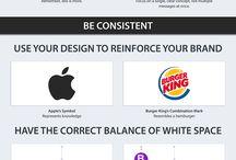Branding / Infografías e inspiración sobre branding