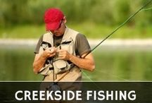 I would rather be fishing / fishing