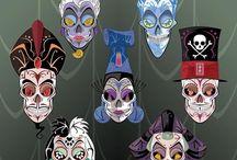 Skulls & Sugar Skulls / by Kimberly LaBreck