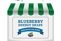 Organic Pet Boutique Treat Line / New Organic Dog Treats from Organic Pet Boutique