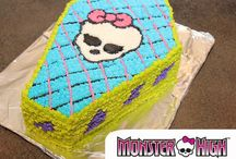 Monster high party / by Erica Farrell