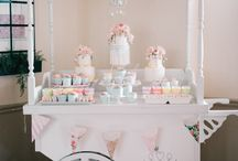 Parisian Bridal Shower