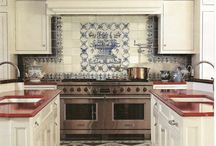 Kitchens - Gracious Living www.DanielleDRollins.com / by Danielle D Rollins