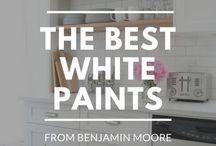 Paint colours