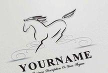 Amazing Horse Logos