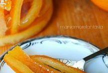 bucce di arancia candita