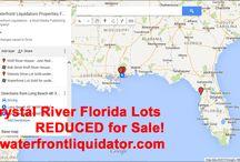 Coastal Living! (2) Crystal River Florida Waterfont & Water Access Lots Just REDUCED! / 11775 W Bayshore Dr Lot 112, Crystal River, FL - Presented by Ben Plockelman • Price:$115,000 • Lot Size:8,276 Sq Ft Lot  11775 W Bayshore Dr Lot 111, Crystal River, FL 34429 • Price$115,000 • Lot Size8,276 Sq Ft Lot  Presented by Agent Ben Plockelman  Broker: Active Agent Realty, LLC Call (855) 246-2395 Go to www.waterfrontliquidators.com for details
