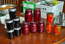 canning and freezing / by Jill Werner Kreutzer