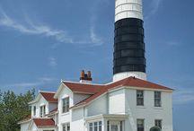 Lighthouses, Great Lakes USA / To shoot