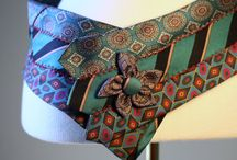cinturón corbata