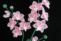 çiçek yapımı