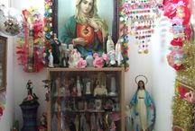 sweet mary jesus / by Nicolette Iles