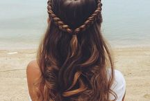 Exciting hair styles / Styles we love