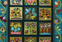 Quilts/Applique / by Heather
