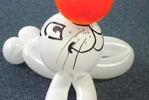Balloon art...