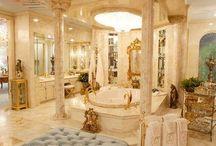 lüks  klasik banyo