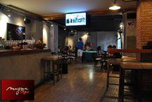 Bares y restaurantes de Sitges