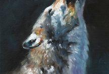",,Wolf art"""