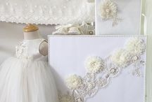 Christening Ideas | Christening Sets | Pandora Designs / The stunning Christening sets & themes, featured by Christening boxes, candles, gifts, Bomboniere & invitation cards