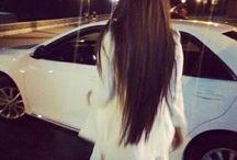 تشبهني شعر طويل
