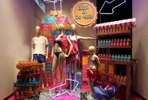 Visual Merchandising Window Design Inspirations - Summer  / by WindowsWear