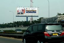 Billboard Bandara