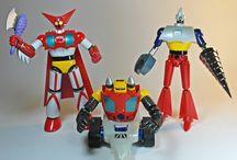 Getta Robo/Getter Robo/Starvenger G
