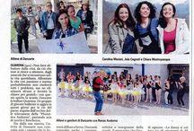 """BECAUSE WE'RE HAPPY / Aprile 2014.... la scuola Danzarte coinvolge tutta la popolazione di Quarona, gli alunni e le famiglie nella rivisitazione del clebre video di Pharrel Williams """"HAPPY"""""""