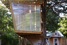 Treehouses and Greenhouses / Custom built and custom designed treehouses.