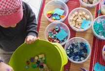 Preschool & Kindergarten Play & Learning Ideas / Fabulously fun ideas for preschool play and learning!
