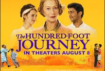 My Hundred-Foot Journey /  Hundred-Foot Journey - A wonderful film that everyone should see! The entire cast was Brilliant!  Thank you,  #DreamWorks Film, #Oprah &  #StevenSpielberg! #TeamBH