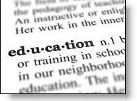 Education / by Amy Buchanan
